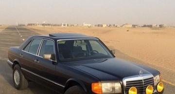 A fost odată o limuzină care a devenit vehicul de off-road – Mercedes-Benz 300 SE