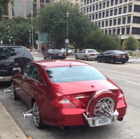 Mercedes-Benz CLS roti