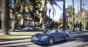 Salonul Auto de la Los Angeles – Noile modele Mercedes-Benz merg la Hollywood