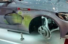 Mercedes-Benz alege plăcuţele de frână inovatoare Ferodo Eco-Friction