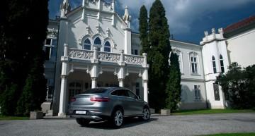 Poveste de toamnă. Mercedes-Benz GLE 350d 4MATIC