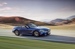 Decapotabila care aduce vara înapoi – Mercedes-Benz SL facelift