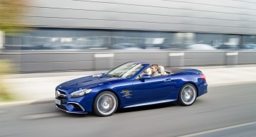 Viitoarea generație Mercedes SL, sub comanda AMG