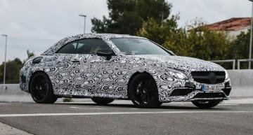 Mercedes-AMG C 63 Cabrio își face apariția pentru prima oară