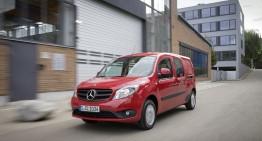 Mercedes-Benz Citan se modernizează