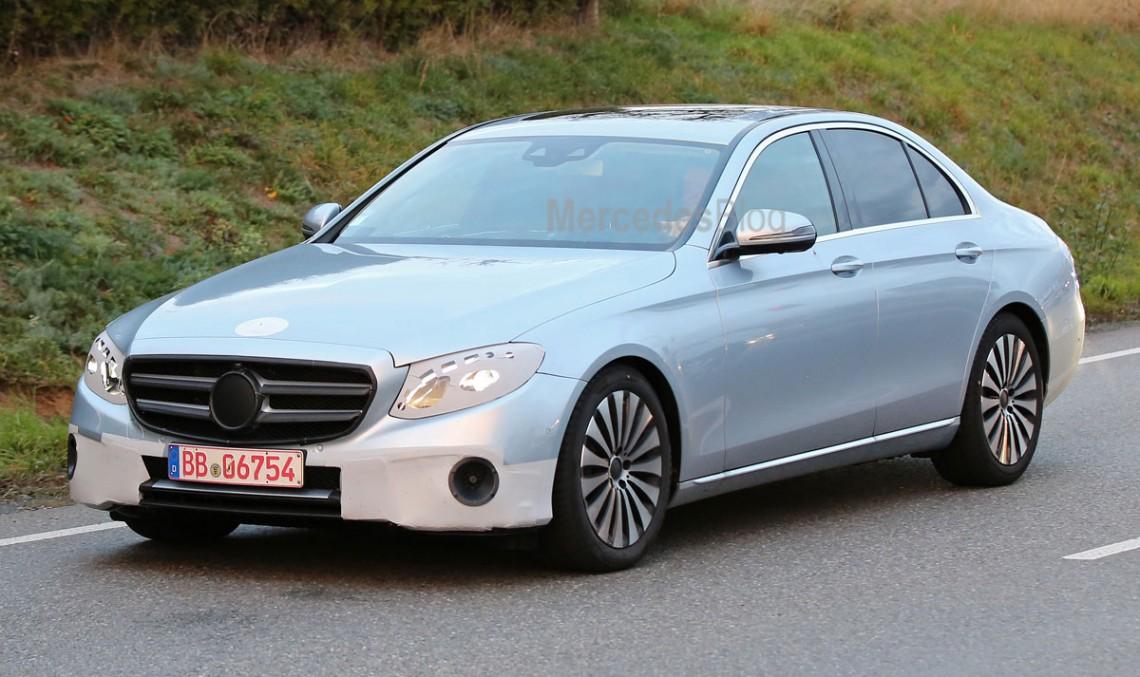 Directorul de design Mercedes confirmă debutul noului E-Class la Detroit