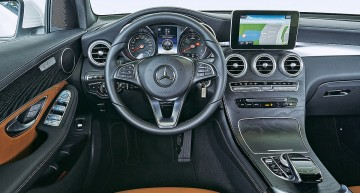 GLC câștigă titlul Cel mai bun interior WardsAuto 2016