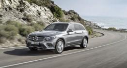 EuroNCAP: Mercedes GLC, cel mai sigur SUV din clasa sa