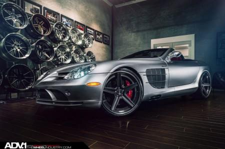 Mercedes McLaren SLR 2