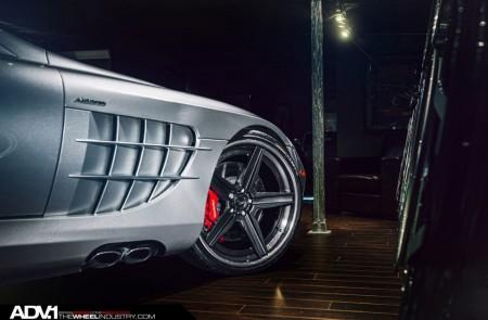 Mercedes McLaren SLR 4