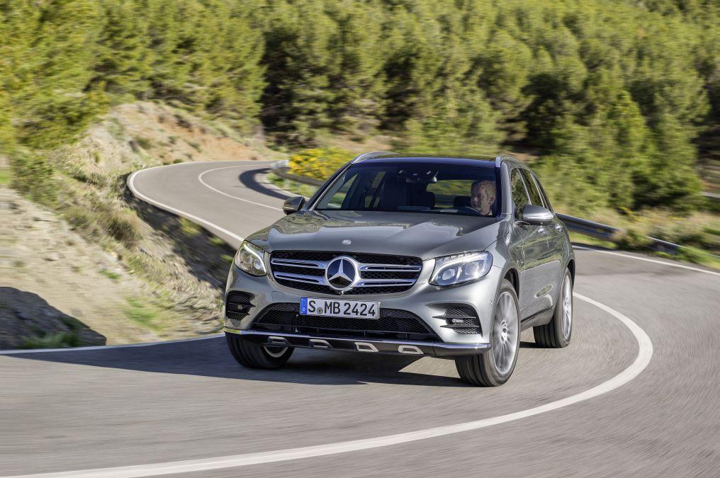 Viitorul Mercedes pe hidrogen va avea la bază modelul GLC. La vânzare din 2017