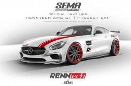 Mercedes AMG-GT S modificat de RENNtech este gata să șocheze în Las Vegas