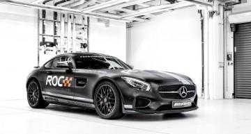 Să ne întrecem! Mercedes-AMG GT S participă la Cursa Campionilor