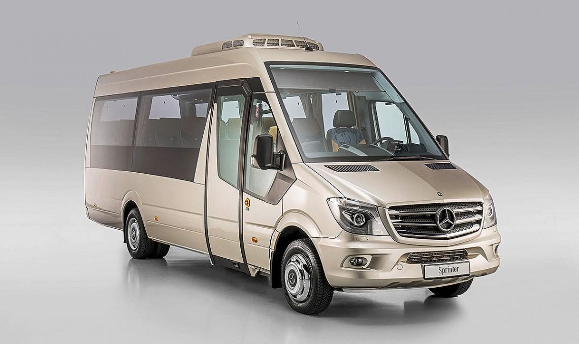 Un van Mercedes pentru orice necesitate. Sprinter, Vito și Citan modificate de TecForum