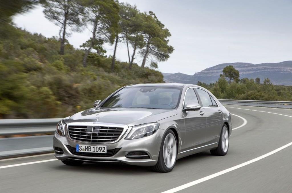 Mercedes cucerește patru trofee la gala 'Cele mai bune mașini din lume'