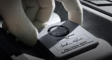 Producția motorului AMG V12 se transferă la Mannheim