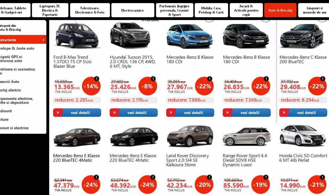 Mercedes-Benz intră în hora reducerilor de Black Friday