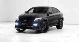 Brabus Mercedes-AMG GLE 700 – Mașina cavalerului negru