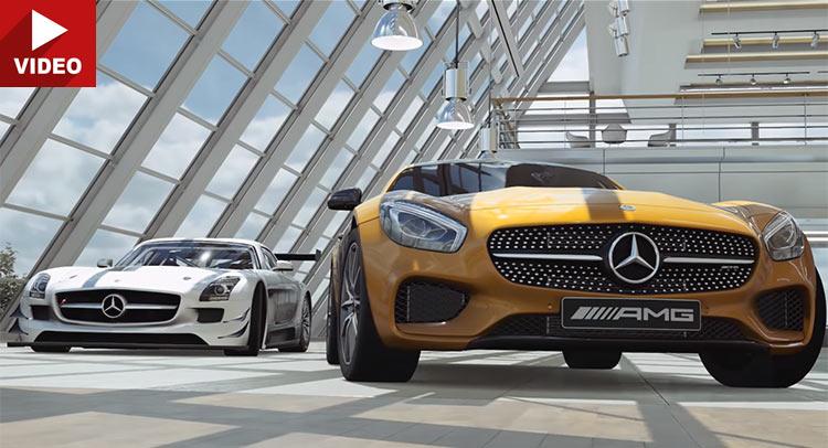Iată trailer-ul Gran Turismo Sport 2016. Mercedes-AMG GT e vedetă