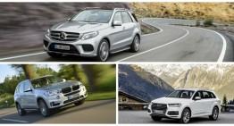 BMW – liderul la vânzări pe piața producătorilor auto premium în octombrie