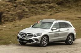 TEST Mercedes-Benz GLC 220 d 4Matic. Talent înnăscut