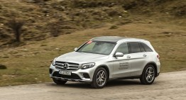 TEST Mercedes-Benz GLC 220 d 4Matic. Talent înnăscut