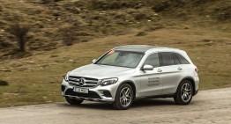 Mercedes GLC alimentat cu hidrogen își va face apariția anul viitor