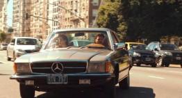 48 de ore la Buenos Aires cu un Mercedes-Benz 450 SLC