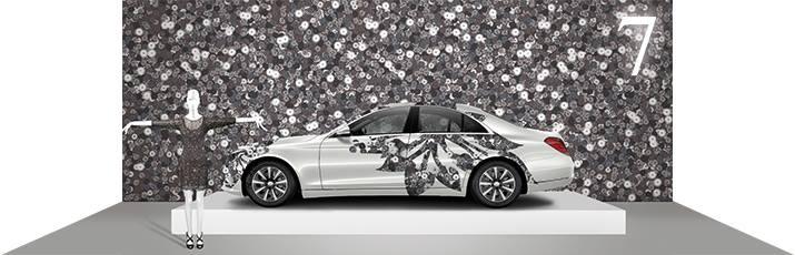 Calendarul Mercedes-Benz – un Mercedes pe lună