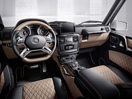 Mercedes-Benz G-Class Designo Manufaktur