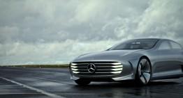 Patru noi modele electrice Mercedes din 2018