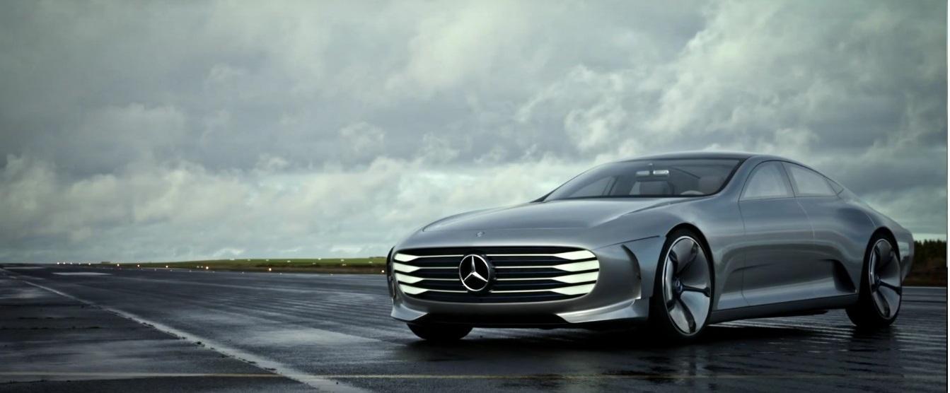 Conceptul Mercedes-Benz IAA