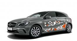 Mercedes-Benz A-Class dansează în Japonia