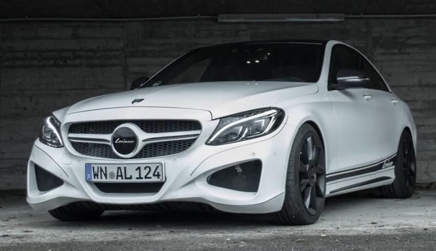 Mercedes-Benz C450 AMG Lorinser (4)