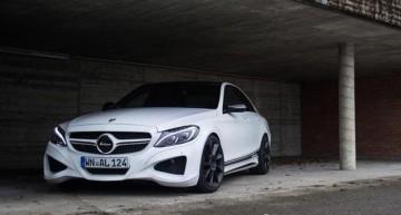 Mai mult decât magie! Mercedes-Benz C 450 AMG tunat de Lorinser