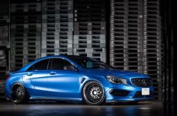 Mercedes-Benz CLA by Fairy Design – Nu chiar o zână!