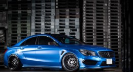 Mercedes-Benz CLA by Fairy Design – Nu chiar o zână!