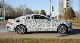 Premieră mondială. Noul Mercedes E-Class Coupe 2017 dezvăluit în primele fotografii spion