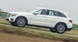 Primul test Mercedes GLC 350 e realizat de auto motor und sport