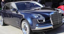 Mai bizar de atât nu se poate – Mercedes Royale 600
