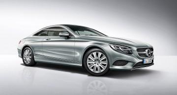 Familia S-Class se mărește: Mercedes-Benz S 400 4Matic Coupe