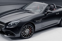Mercedes-Benz SLC se dă mare cu Night Package