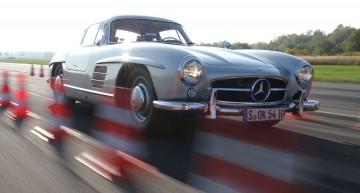 Mercedes 300 SL Gullwing testat de Auto Motor und Sport. Supermașina de 60 de ani încă trăiește