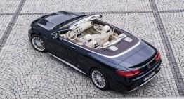 Mercedes îi dă drumul senzaționalului S 65 AMG Cabriolet cu 630 CP