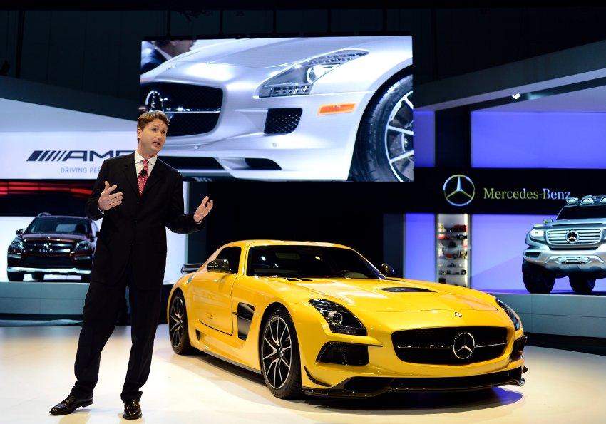 Ola Kallenius, succesorul lui Zetsche în vârful ierarhiei la Daimler?