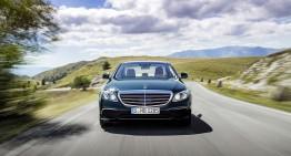Viitorul începe azi – Mercedes-Benz promovează noul E-Class