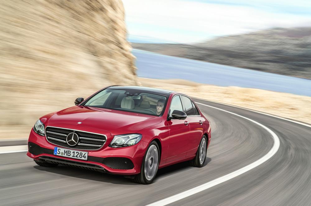 Mercedes-Benz E-Class primește permis pentru rulare autonomă în Nevada