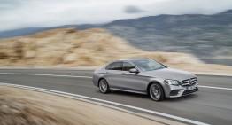 Premiul 'Cea mai bună limuzină business' merge la… Mercedes-Benz E-Class
