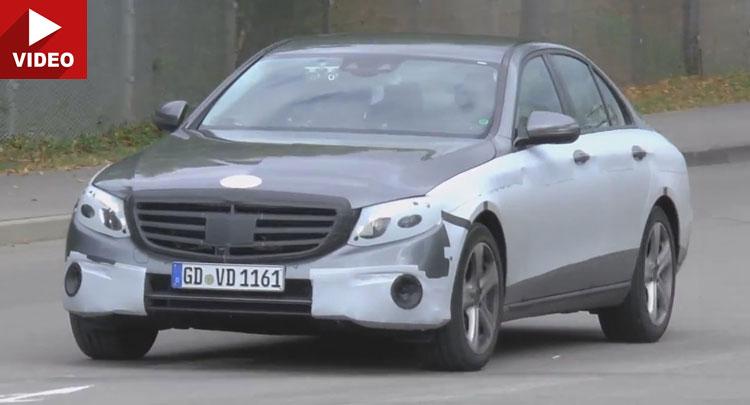 A mai rămas o săptămână. Mercedes E-Class 2017 și toate derivatele sale