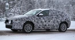 BMW X2 spionat cu o lună înainte ca vehiculul concept să ajungă la Geneva